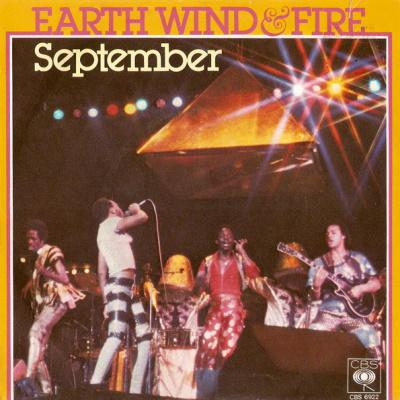 Earth Wind & Fire - September (dutchcharts.nl)