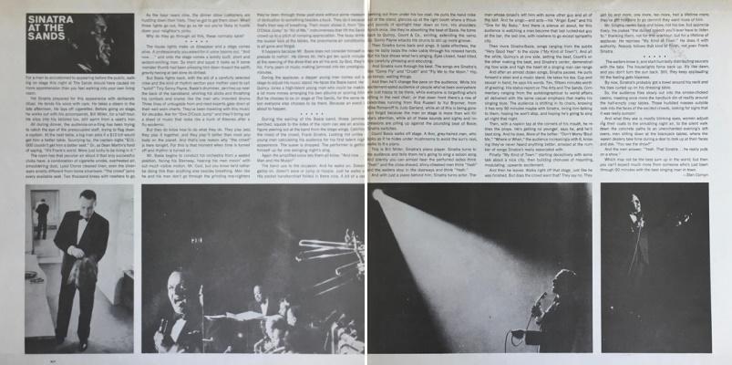 Frank Sinatra - At The Sands gatefold (discogs.com)