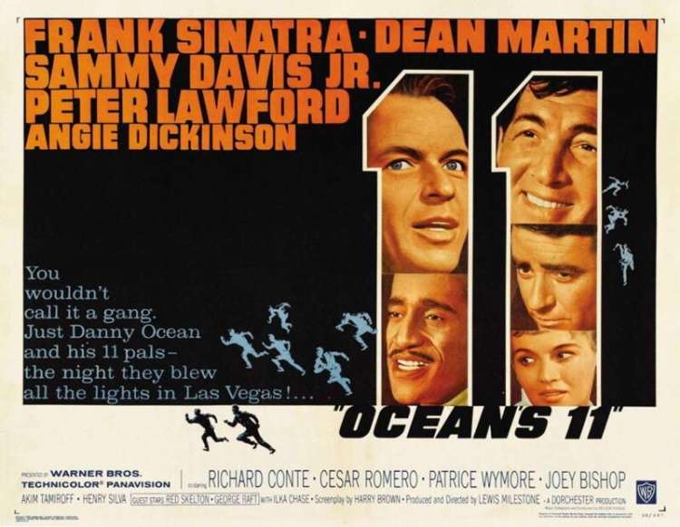 Frank Sinatra - Ocean's 11 (wonderfeeds.co.ke)