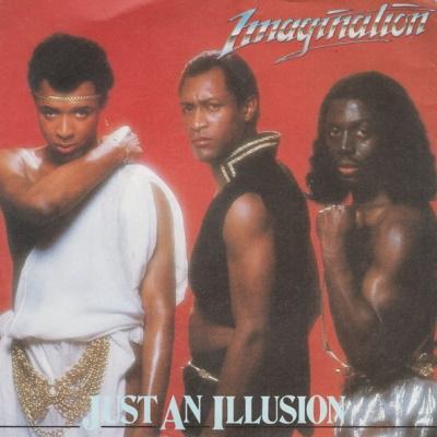 Imagination - Just An Illusion (dutchcharts.nl)