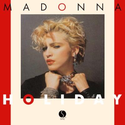 Madonna - Holiday (dutchcharts.nl)