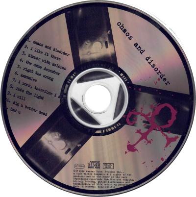Prince - Chaos And Disorder - CD (apoplife.nl)