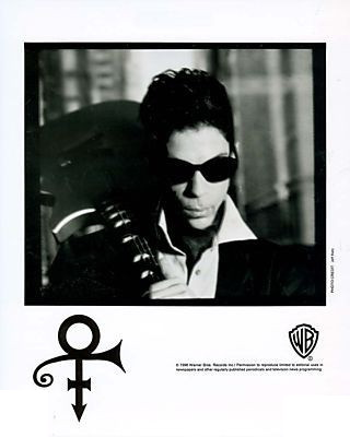 Prince - Chaos And Disorder - Pers kit (worthpoint.com)