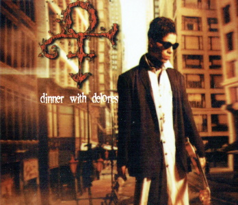 Prince - Dinner With Delores - CD single (prince.shop.online)