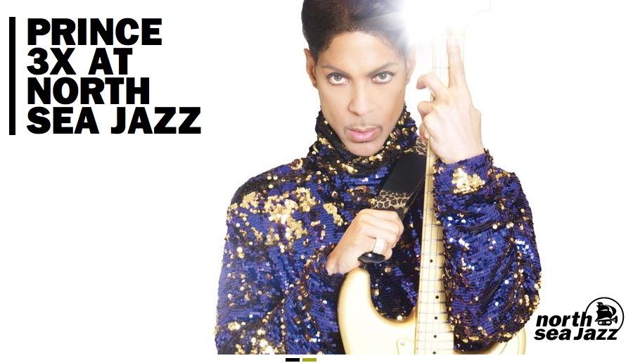 Prince - North Sea Jazz 2011 (northseajazz.com)