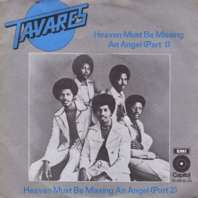 Tavares - Heaven Must Be Missing An Angel (top40.nl)
