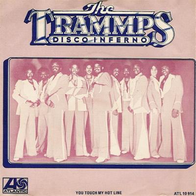 The Trammps - Disco Inferno (dutchcharts.nl)