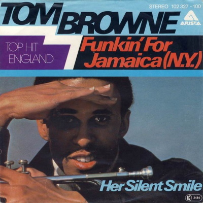 Tom Browne - Funkin' For Jamaica (N.Y.) (dutchcharts.nl)