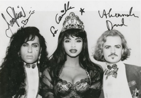 Army Of Lovers 1991 with signatures (facebook.com)