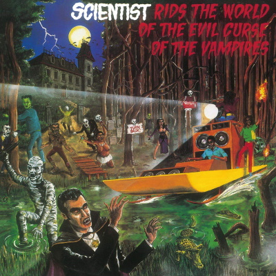 Scientist Rids The World Of The Evil Curse Of The Vampires (resolutionrecords.co.uk)