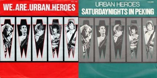 Urban Heroes - Live - De singles (discogs.com)